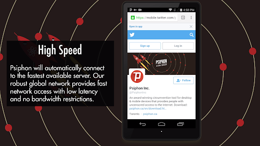 Download Psiphon 155 APK