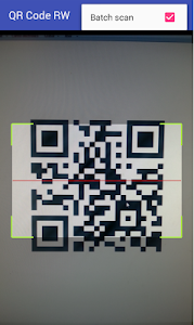 Download QR code RW Scanner 2.3 APK