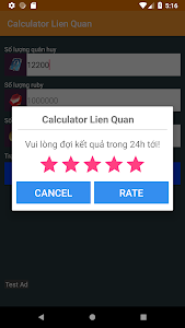 Download Quan huy Lien quan mobile calculator 1.0 APK