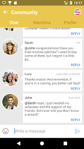 Download QuitNow! Quit smoking 5.89.0 APK