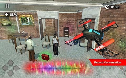 screenshot of Spy Drone Ops version 1.0.3