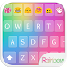 Download Rainbow Love - Emoji Keyboard with Call Screening 3.4.4 APK