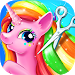 Download Rainbow Pony Makeover 1.1 APK