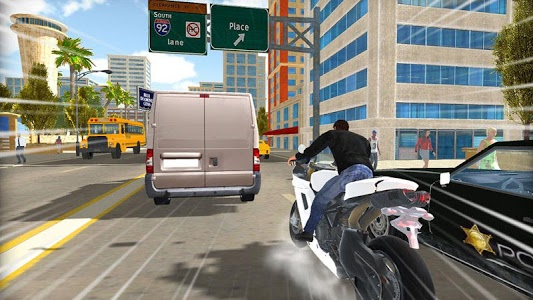 screenshot of Real City Car Driver version 1.3