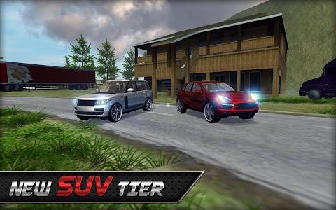 screenshot of Real Driving 3D version 1.6.1