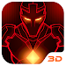 Download Red Iron Hero 3D Theme 1.1.10 APK