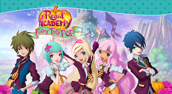 Download Regal Academy - Fairy Tale Pop 1.5 APK