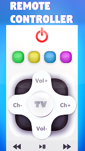 Download Remote controller for TV 1.0 APK