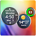 Download Rings Digital Weather Clock 4.2.4 APK