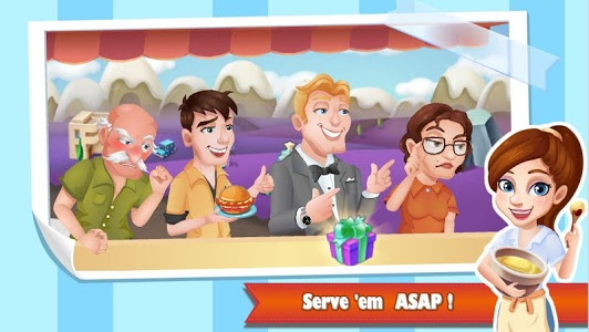 screenshot of Rising Super Chef:Cooking Game version 1.9.0