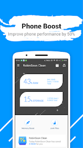 Download RobinSoon Clean - easy & fast 1.0.3 APK