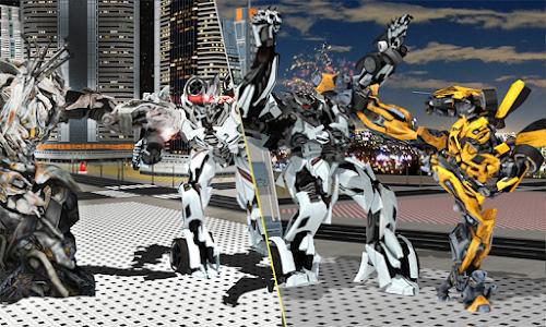 Download Robots War 3d 2.0 APK