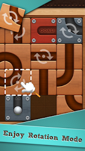 screenshot of Roll the Ball® - slide puzzle version 1.7.52