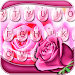 Download Roseate Petal Keyboard Theme 10001004 APK