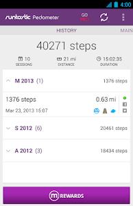 Download Runtastic Pedometer Step Count 1.6.2 APK