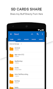 Download SHAREall: Transfer & Share (No Internet Required) 1.1.15 APK