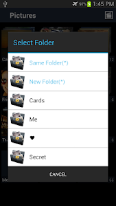 screenshot of Secure Gallery(Pic/Video Lock) version 3.4.2