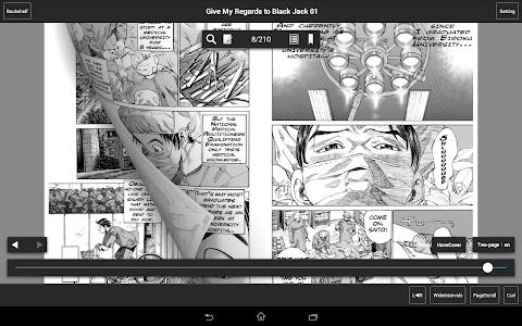 Download SideBooks - PDF&Comic viewer 2.7.02 APK