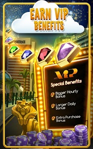 screenshot of myVEGAS Slots - Vegas Casino Slot Machine Games version 2.15.1