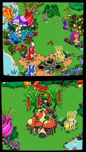 screenshot of Smurfs' Village version 1.44.0