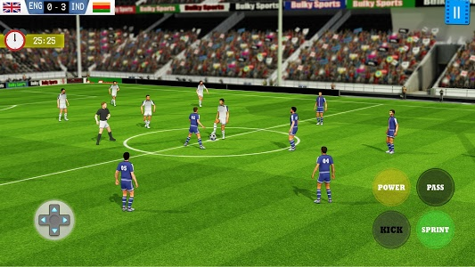 Download Soccer Leagues Pro 2018: Stars Football World Cup 1.3 APK