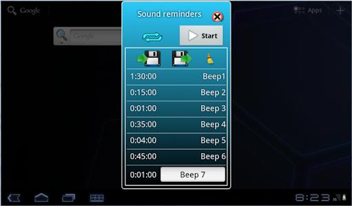 Download Sound reminders 1.2 APK