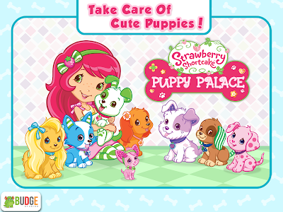 Download Strawberry Shortcake Puppy Palace 1.7 APK