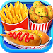 Download Street Food: Deep Fried Foods Maker Cooking Games 1.0 APK