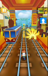 Download Subway Runner 2017 1.3 APK