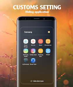 Download Super S9 Lancher : Galaxy S9+ Theme for Android 8.23 APK