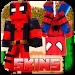 Download Superhero Skins for Minecraft Pocket Edition MCPE 1.1 APK