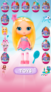 Download Surprise Eggs for Girls 2.3 APK