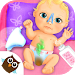 Download Sweet Baby Girl Doll House - Play, Care & Bed Time 2.0.16 APK