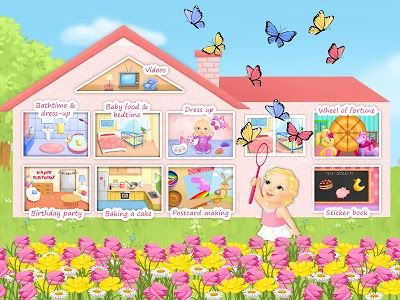 Download Sweet Baby Girl - Dream House and Play Time 3.0.5 APK
