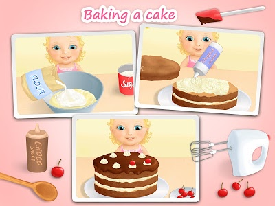 screenshot of Sweet Baby Girl - Dream House and Play Time version 3.0.10
