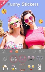 screenshot of Sweet Selfie - selfie cam, beauty cam, photo edit version 2.80.774