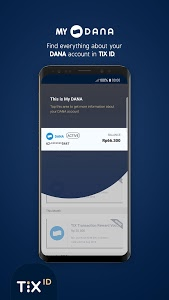 screenshot of TIX ID version 1.14.0