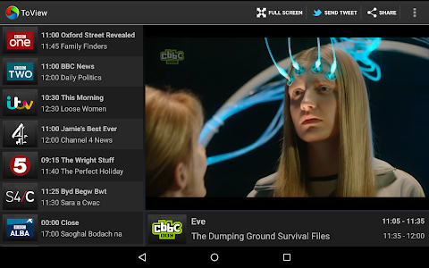 Download ToView Live TV 3.0.0 APK