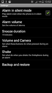 Download Talking Alarm Clock 3.1.6 APK