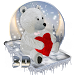 Download Teddy Bear Love 3D Theme 1.1.4 APK