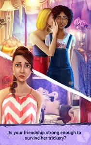 screenshot of Teenage Crush – Love Story Games for Girls version 1.19.1