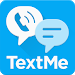 Download Text Me: Text Free, Call Free, Second Phone Number  APK