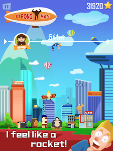 screenshot of Buddy Toss version 1.1.6