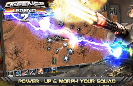 Download Tower defense-Defense legend 2 3.0 APK