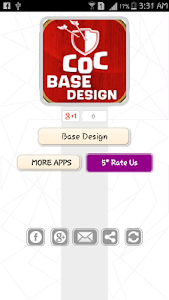 Download Town Hall Base Design for COC 1.1 APK