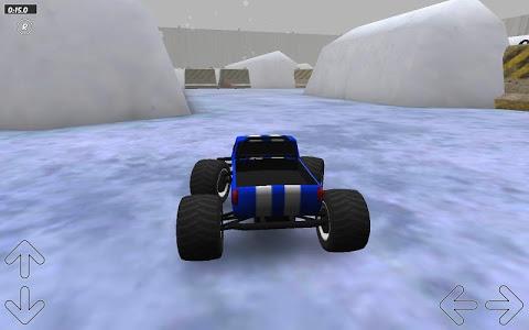 screenshot of Toy Truck Rally 3D version 1.1.7