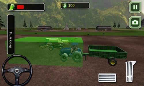 Download Tractor Farmer Simulator 2016 1.5 APK