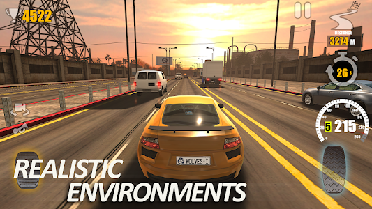 Download Racing Traffic Tour - multiplayer car racing 1.3.10 APK