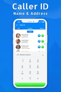 screenshot of True Caller Name and Address Location version 1.2