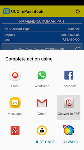Download UCO mPassbook 1.0.7 APK